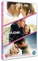 Dear John / Seguro Haven / The Best Of Me DVD Nuevo DVD (EO51974D)