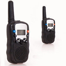 New Long Range 2x Walkie Talkies Talkie Up To 3 km Clear Signal 2 #34