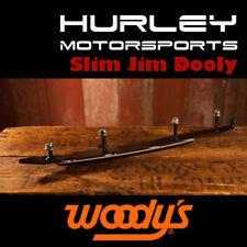 """WOODY'S Slim Jim Dooly 4"""" Carbide Runners - ARCTIC CAT - SA4-9975 - 2 Pack"""