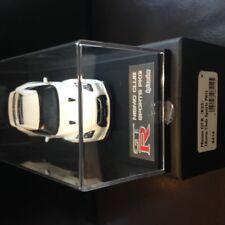 GTR NISSAN CLUB SPORTS PKG hpi-racing 1/43 DieCast Model Car White High quality