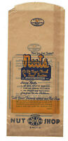 VTG 1935 DOUBLE KAY PAPER NUT BAG! FRESH WITH REAL BUTTER! STUFFED TOMATO RECIPE