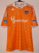 MLS Houston Dynamo 2012 Adidas Brian Ching Home Player Issue Soccer Jersey