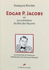 """François RIVIÈRE . Rare livre illustré par STANISLAS .150 ex. Tirage de Tête - """""""