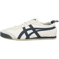 Uomo Onitsuka Tiger Mexico 66 Navy Birch India Latte Scarpe da ginnastica 40