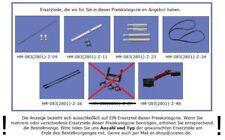 Piezas de repuesto hm-083 (2801) - z-09 11 23 24 26 48 Walkera Dragonfly helicóptero 83#
