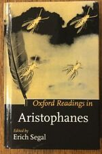 Oxford Readings In Aristophanes.  Edited By Erich Segal.