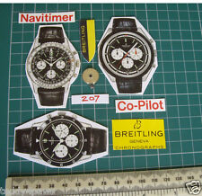 Breitling Navitimer Wind-up Venus 178 & Val.7736 Barrel #182 + Arbor #195 Spares