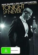 Max Raabe - Tonight or Never (DVD+CD) NEW