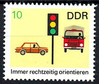 1445 postfrisch DDR Briefmarke Stamp East Germany GDR Year Jahrgang 1969