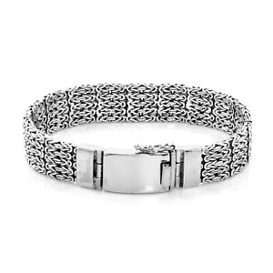 BALI LEGACY Borobudur Bracelet in Sterling Silver
