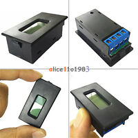 18650 LCD Display Lithium Li-ion Battery Tester Meter Voltage Current Capacity