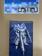 SMS 1/100 HWS Hi Nu Gundam Conversion Gundam resin model RX93
