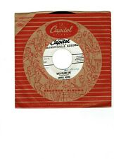 Merrill Moore ROCKABILLY45(CAPITOL3397)RockIslandLine/KingPorterStomp NM- PROMO
