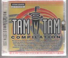 TAM TAM COMPILATION  CD F.C. PREZIOSO FREDERIK MARASCIA MARKUS SIGILLATO!!!