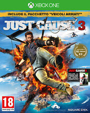 Just Cause 3 D1 Day One Edition XBOX ONE IT IMPORT SQUARE ENIX