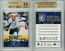 2008-09 STEVEN STAMKOS UD Young Guns #245 BGS 9.5