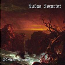 Judas Iscariot - Of Great Eternity CD 2016 digibook repress black metal