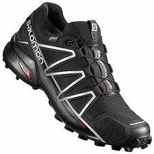 Salomon Speedcross 4 GTX Black / silver Metallic-x Noir 42