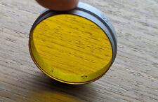 A36 yellow 2 filter LZOS ЖС-18 for Leica summaron, elmar, summar
