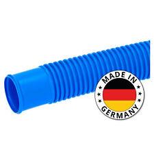 Poolschlauch 38mm blau 6m lang Schwimmbadschlauch Saugschlauch Pumpenschlauch