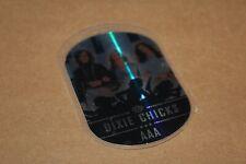 Dixie Chicks  -  laminated Backstage Pass  -  - FREE POSTAGE --