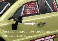 1/10 Black Plastic Door Handle RC Cars Touring Drift on Road #48236