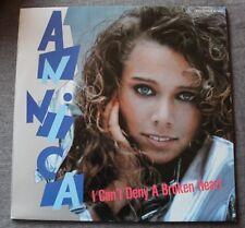 Annica, i can't deny a broken heart, Maxi vinyl
