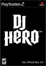 Dj Hero Console Gioco Ps2 Activision 5030917073175