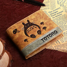 Mixed colors Japanese Anime My neighbor totoro PU purse/wallet printed w/totoro