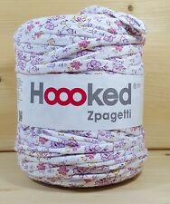 Hoooked 'zpagetti flores multicolor/scribbling Flowery' Nuevo Croché tejer hooked 567