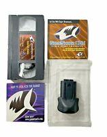 GameShark CDX | Video Game Enhancer | Dongle, CD & VHS | For Sega Dreamcast