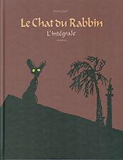 """""""Le Chat du Rabbin""""  L'Intégrale Volume2 avec jaquette en EO"""