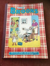 Vintage - The Broons Annual Comic Book 1977 Sunday Post FREE P&P