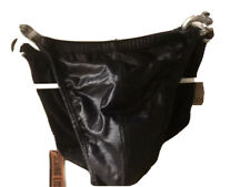 Tom Of Finland Muscle Thug Leather Boy Trunk Black With Chain Links