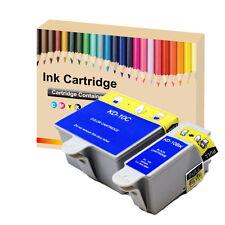 2 Ink Cartridges for Kodak 10 ESP9250 HERO 7.1 HERO 9.1 Office HERO 6.1
