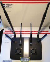 WiFi_Expert EXTREME 2dBi 6dBi 7dBi 9dBi Dual 6 Antennas Mod Kit Linksys E4200 V1