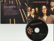 SCREAMIN CHEETAH WHEELIES Right Place PROMO DJ CD Single wrong time USA