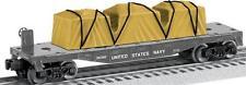 Lionel U.S. Navy Flatcar # 6-39392 Made in USA