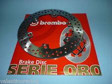 BREMSSCHEIBE ANT. BREMBO S. GOLD HONDA SH 300 DAL 07 AL 12 SILBER WIN.68B407A6