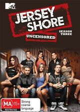 Jersey Shore: Season 3 NEW R4 DVD