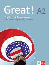 Englische Sprachkurs-Bücher für Anfänger (A2) im Taschenbuch-Format