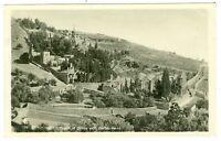 Jerusalem, Mount of Olives, 1929