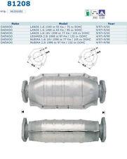 Pot catalytique Daewoo Lanos 1.4i 1349cc 55Kw/75cv SOHC 9/97>5/00, Magnaflow