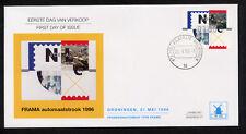 FDC Philato W123-4 - W 123-4,  0100 ct, blanco, open
