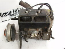 Ski Doo Rotax Citation 4500 377 F/C Twin Snowmobile Engine