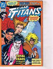 Lot Of 7 Team Titans DC Comic Books # 1 (2) 5 11 12 14 15 Joker Robin Flash BH1