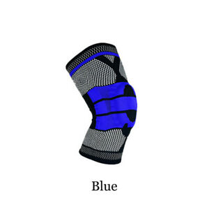 Sports Knee Spring Support Knee Pads Anti-collision Silicone Kneelet for Running