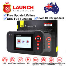 Launch Creader VIII ABS SRS EPB SAS OBD2 Scanner Tool Car Code Reader As CRP129