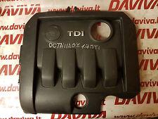 SKODA OCTAVIA MK2 2003 - 2009 1.9 TDI ENGINE BLACK PLASTIC COVER 03G103925