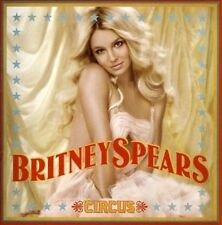 BRITNEY SPEARS circus 2008 CD   madonna lady gaga miley cyrus christina aguilera